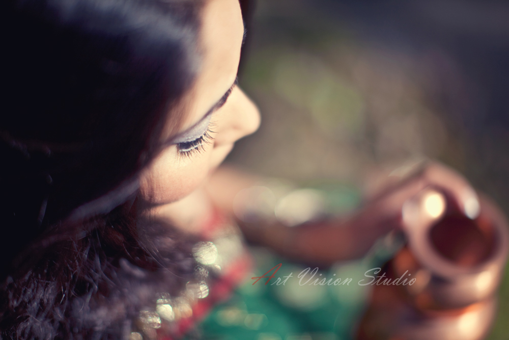 Traditional Indian Fashion Photography