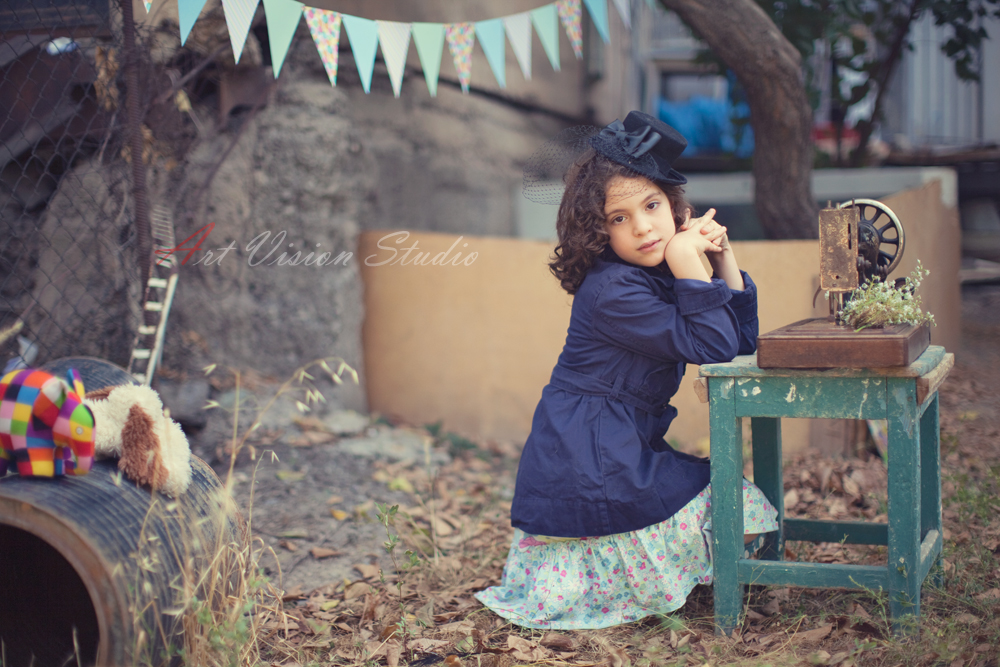 Stamford Ct Children Photographer Vintage Themed