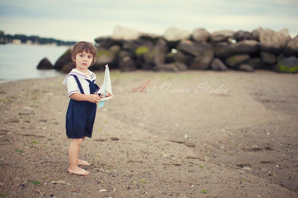 Stamford Ct Children Photographer Stylized Kids Portraiture In