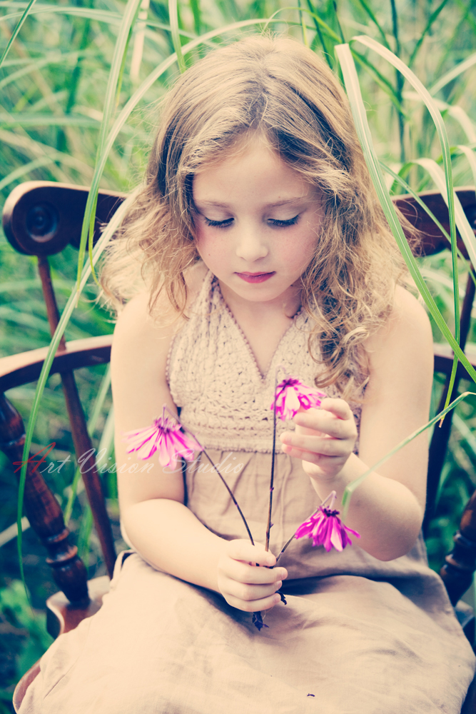 Artistic children's photographer in Stamford, CT